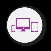 Desarrollamos aplicaciones intuitivas y atractivas al mismo tiempo que útiles. Nuestro objetivo es brindar al usuario una mejor experiencia visual y de navegación en cualquier tipo de dispositivo.
